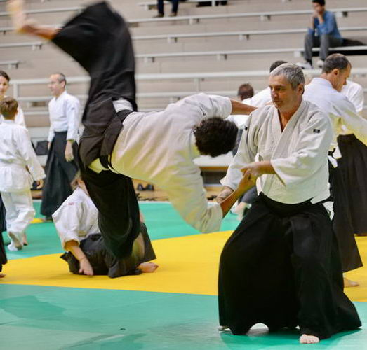 Aikido video Peyrache